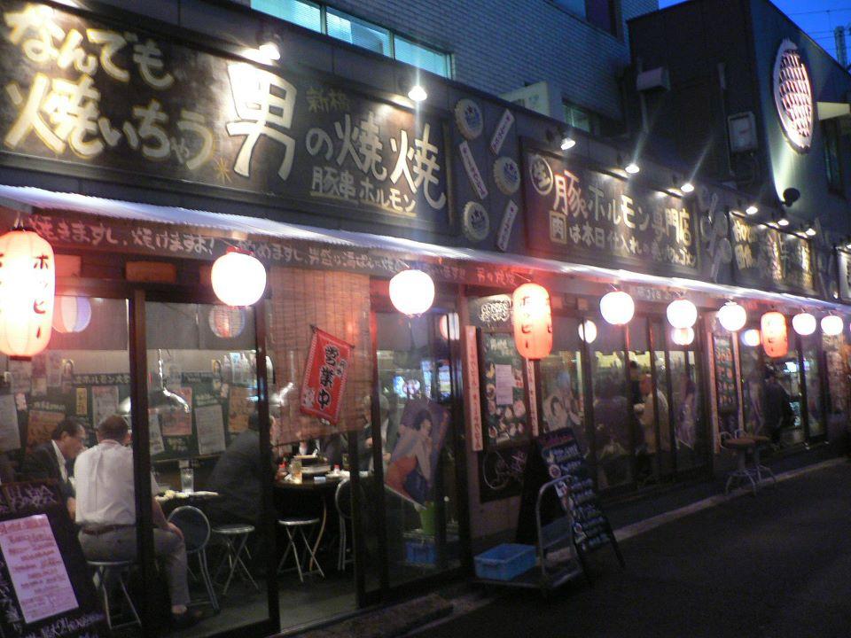 【レストランまとめ】女子大生が新橋へ行ってみた!