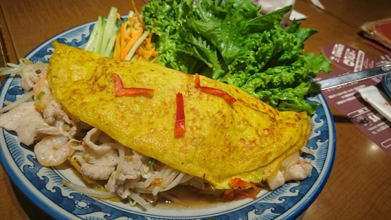 【レストラン紹介】タイ王国が認めたタイ・ベトナム料理
