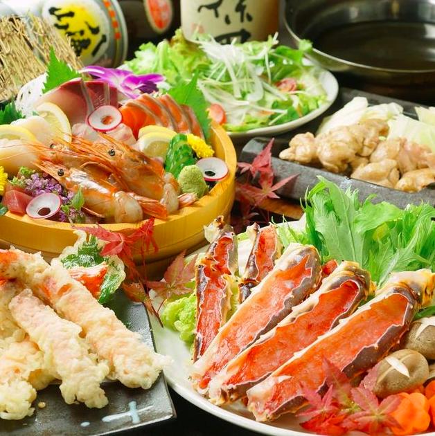 【大阪】都会で知床の新鮮魚貝を味わおう!