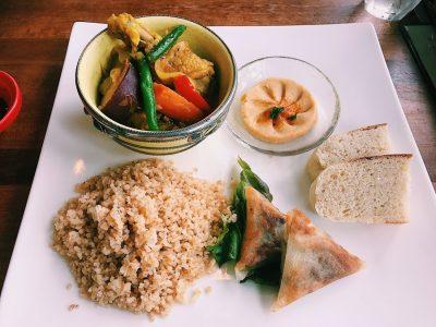 【世田谷】モロッコ料理をおしゃれなカフェで♪