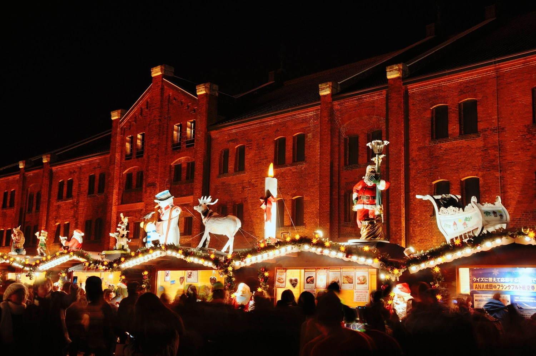 【クリスマス特集~横浜編②~】 横浜で格別なクリスマスを過ごせるお店特集!