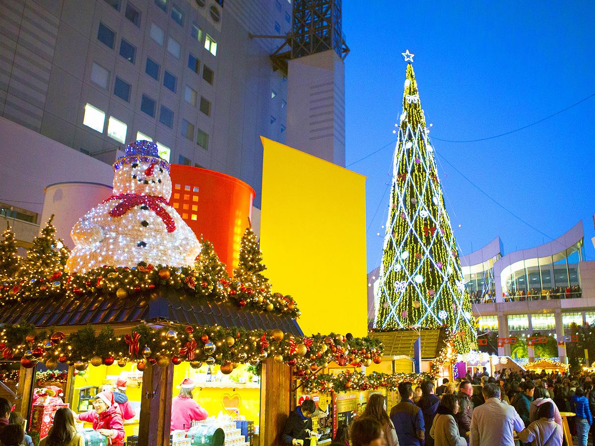 【クリスマス特集~梅田編~】大阪のクリスマスディナーやって負けてへんで!